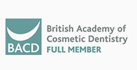 British Academy of Cosmetic Dentistry Full Member